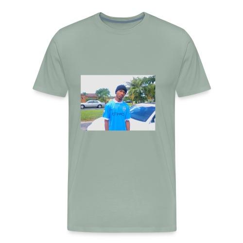 6C5D32FE 10A6 427E 81AC 785F43419B02 - Men's Premium T-Shirt