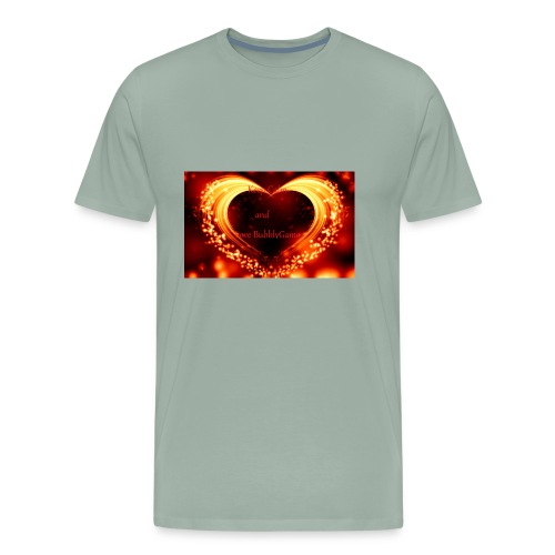 BubblyGames set (Love Edition) - Men's Premium T-Shirt