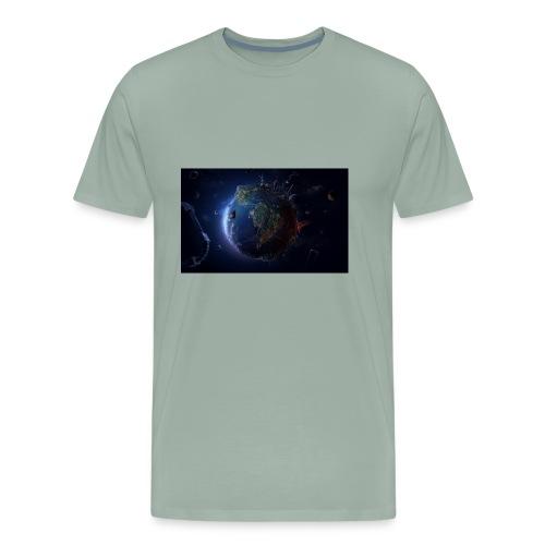 EVERYONE WORLD - Men's Premium T-Shirt