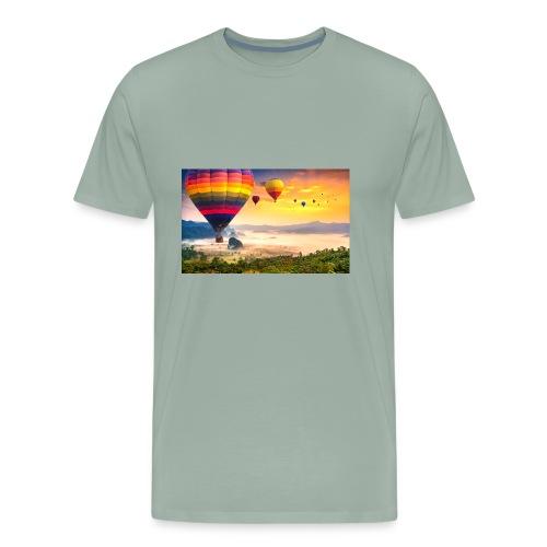 Balloon cruise - Men's Premium T-Shirt
