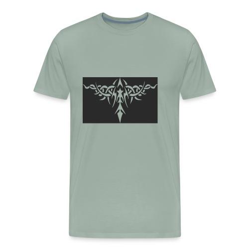 4 2 tribal tattoos png hd11 - Men's Premium T-Shirt