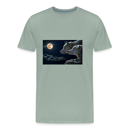 Coolwolf - Men's Premium T-Shirt
