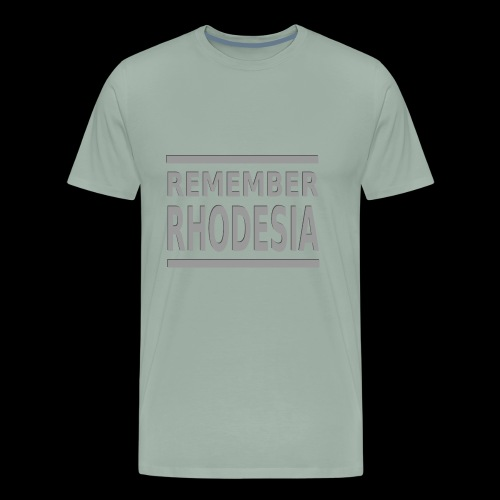 Remember Rhodesia - Men's Premium T-Shirt