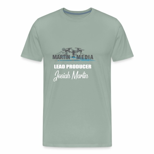 Martin Media Lead Producer - Men's Premium T-Shirt