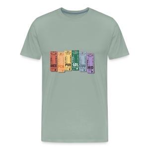PRIDE MEX - Men's Premium T-Shirt