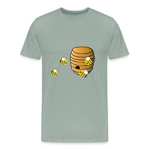 The hive - Men's Premium T-Shirt