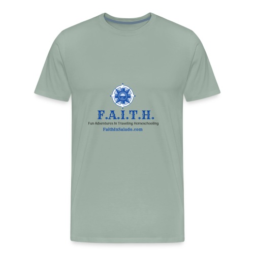 F.A.I.T.H. Members Shop - Men's Premium T-Shirt