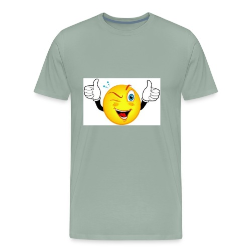 smiley merch - Men's Premium T-Shirt