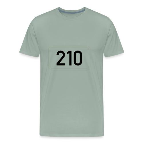 210 - Men's Premium T-Shirt