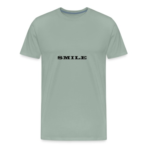 Smile bk - Men's Premium T-Shirt