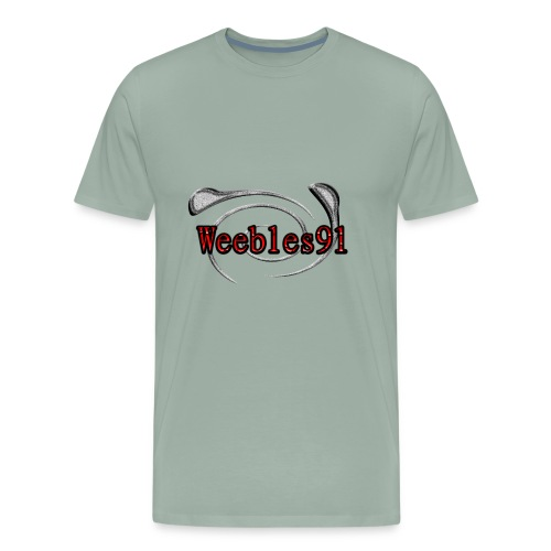 Weebles Nation - Men's Premium T-Shirt