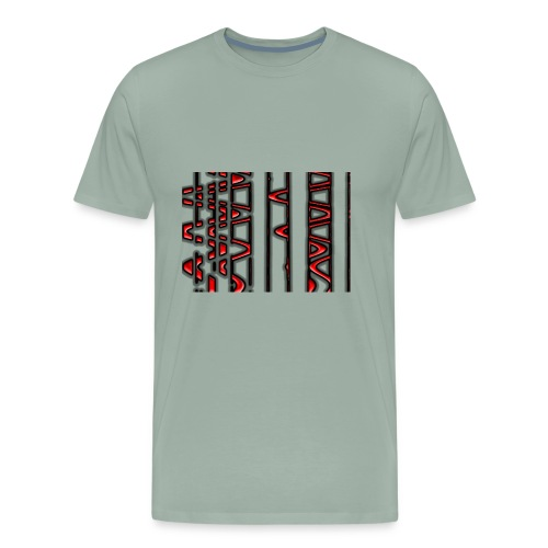 Weebles design - Men's Premium T-Shirt