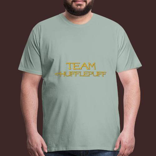 Team Hufflepuff - Men's Premium T-Shirt