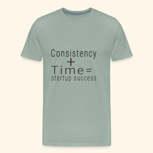 business quotes - Men's Premium T-Shirt