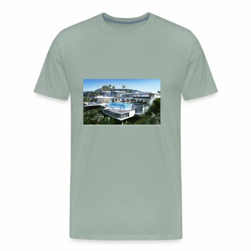 DFB8FE65 D5A0 4438 8C7F E69C6A4CBE53 - Men's Premium T-Shirt