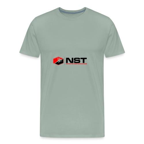 NST Color Logo - Men's Premium T-Shirt