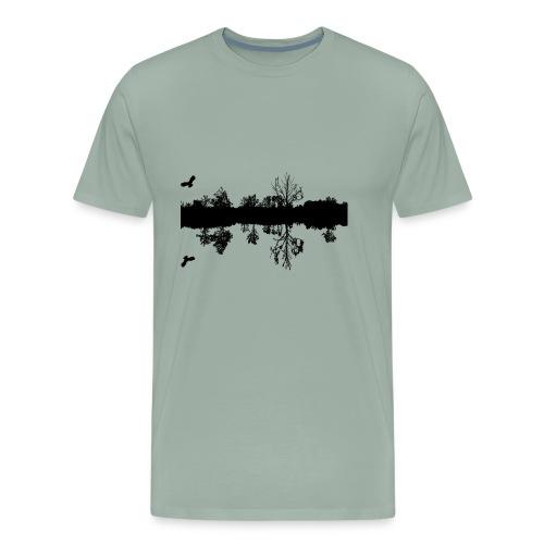 Nature at its best - Men's Premium T-Shirt
