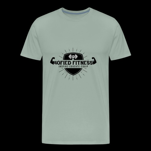 40FIED LOGO APPAREL - Men's Premium T-Shirt