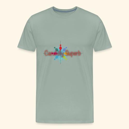 Candidly Superb II - Men's Premium T-Shirt