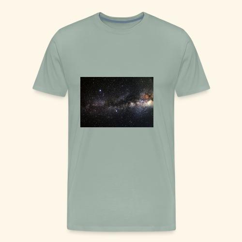 hubble space - Men's Premium T-Shirt