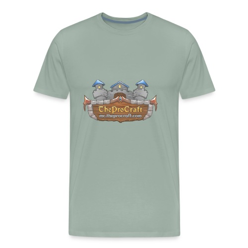 TheProCraft - Men's Premium T-Shirt