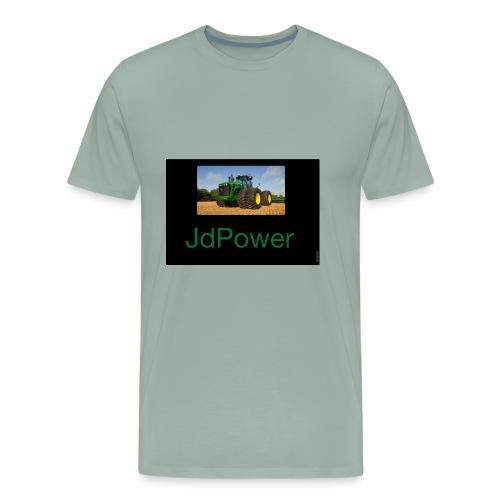 3071D889 B5DC 4994 8322 886CEBF03988 - Men's Premium T-Shirt