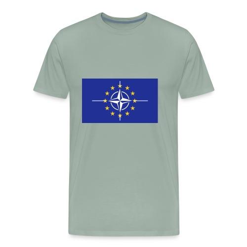 North Atlantic Treaty Union - Men's Premium T-Shirt