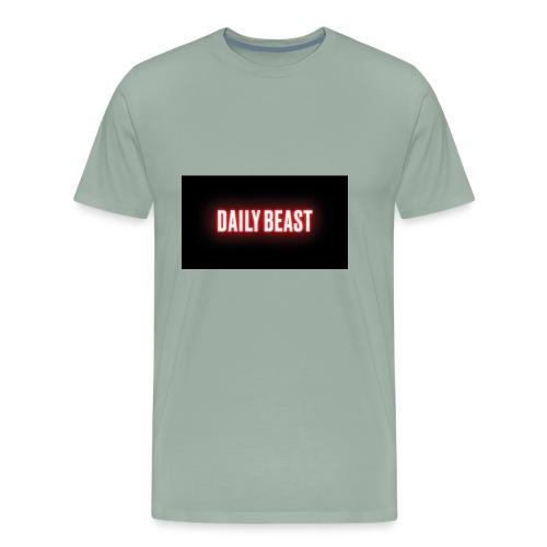 daily beast - Men's Premium T-Shirt