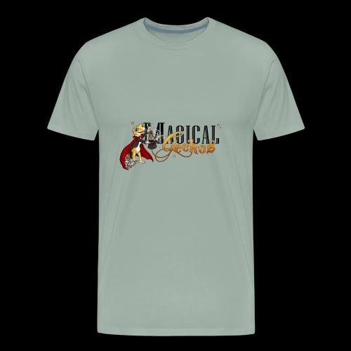 Gecko Magician - Men's Premium T-Shirt