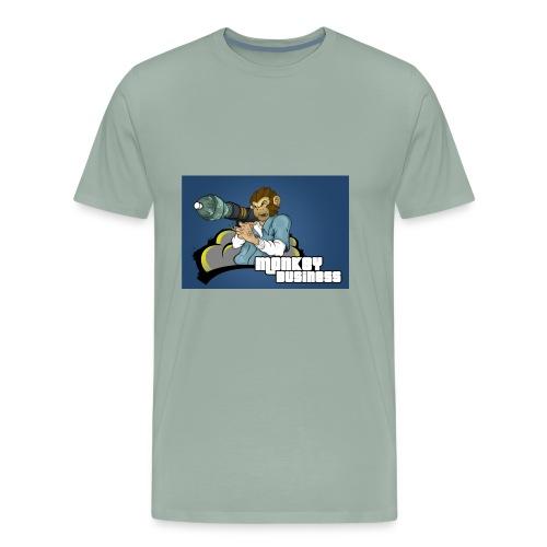 MonkeyBuisness - Men's Premium T-Shirt