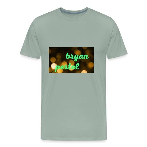 Bryan pertel - Men's Premium T-Shirt