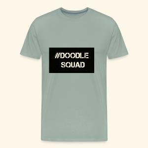 DOODLE SQUAD special edition kids t shirt - Men's Premium T-Shirt