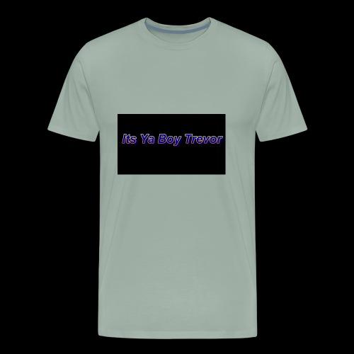 DARK ITSYABOYTREVOR - Men's Premium T-Shirt