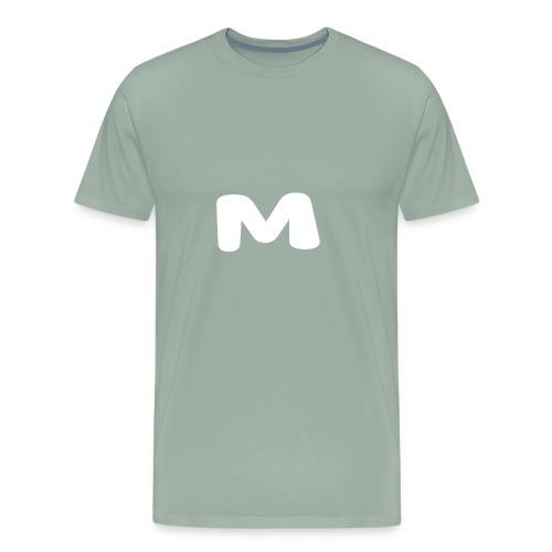 ye bois logo - Men's Premium T-Shirt