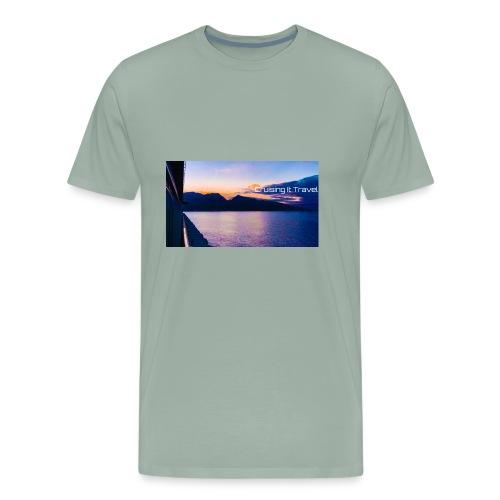 Maui Cruising It Travel - Men's Premium T-Shirt