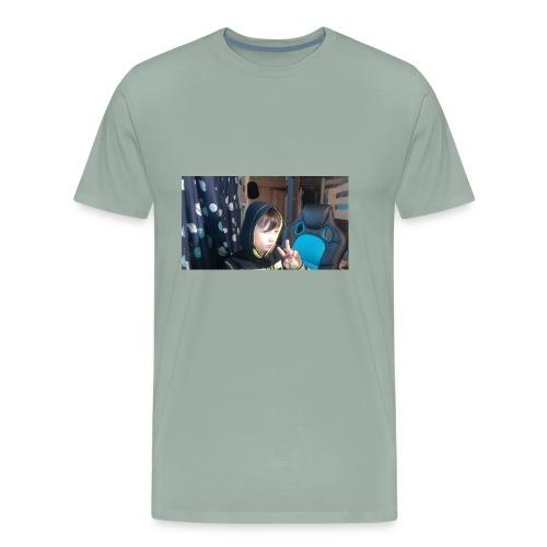 DANIAL - Men's Premium T-Shirt