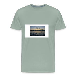 Fuse The clan leader - Men's Premium T-Shirt