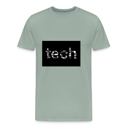 Tech - Men's Premium T-Shirt