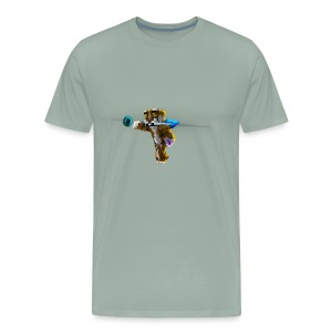 Supershiftery Design 1 - Men's Premium T-Shirt