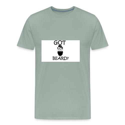 Got Beard? - Men's Premium T-Shirt