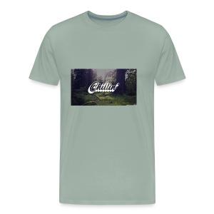 Chillin' Forest - Men's Premium T-Shirt