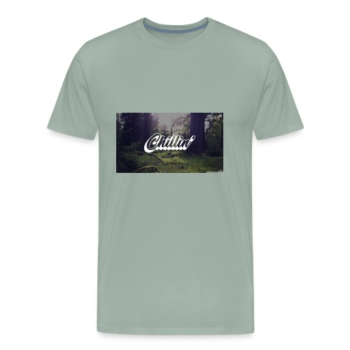 Chillin' Forest - Men's Premium T-Shirt