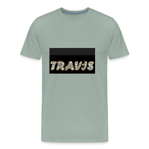 travis - Men's Premium T-Shirt