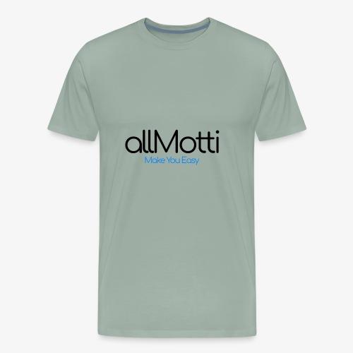 allMotti Explain! Series - Men's Premium T-Shirt