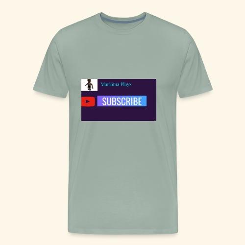 Mariama Playz Merch - Men's Premium T-Shirt
