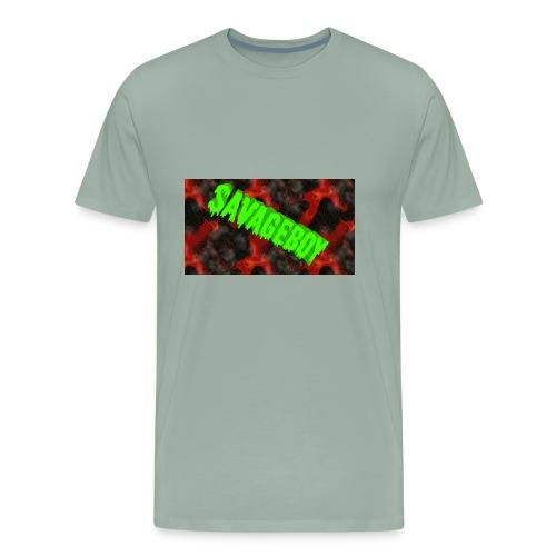 SavageBoy - Men's Premium T-Shirt