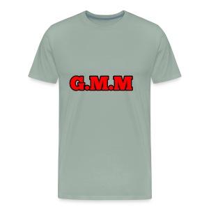 GOD MONEY MUSIC - Men's Premium T-Shirt