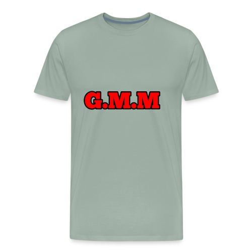 GOD MONEY MUSIC - Men's Premium T-Shirt