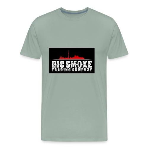 Big Smoke Trading Company Logo - Men's Premium T-Shirt