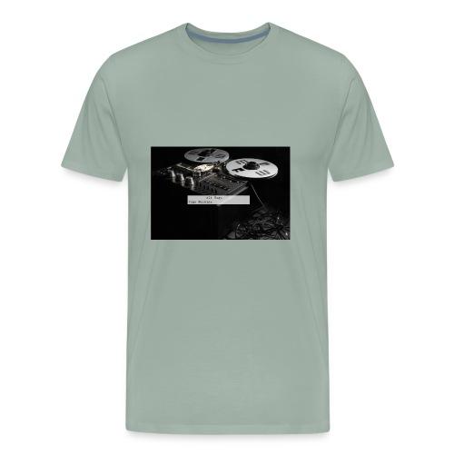 Time Machine - Men's Premium T-Shirt